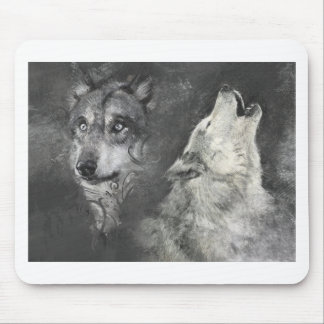 Wolfs Mouse Pad