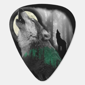 Wolf's Song Plectrum