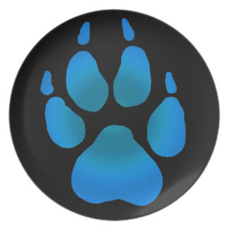 Wolfy Plate