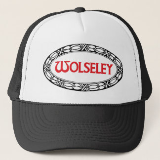 Wolseley Car Classic Vintage Hiking Duck Trucker Hat