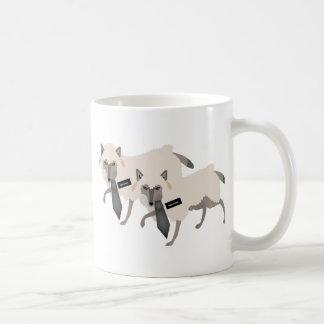 Wolves in Sheep Coffee Mug