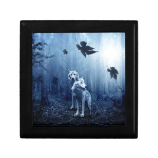 Wolves in the Forest Gift Box