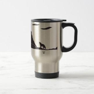 Wolves stainless mug