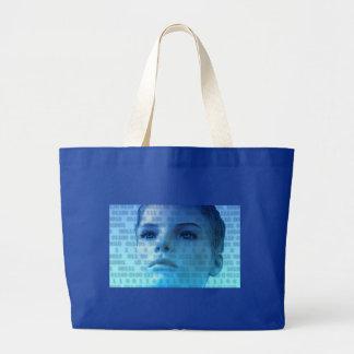 woman-163426 SCIENCE-FICTION ALIEN LIFEFORMS woman Bags