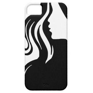woman-311607 woman portrait girl female beautiful iPhone 5/5S cases
