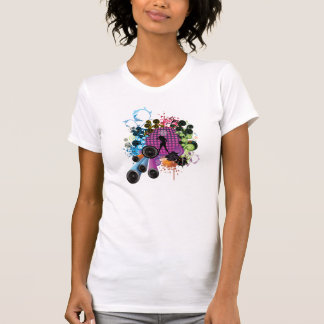 Woman and Rays Of Light T-shirts