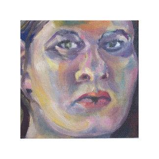 woman art print by artist Elizaveta Limanova