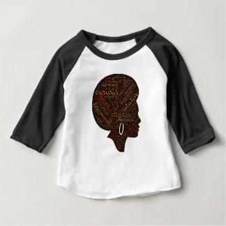 woman attri baby T-Shirt
