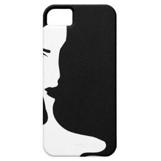 woman barely there iPhone 5 case
