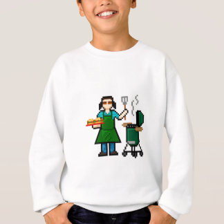 Woman BGE cook Sweatshirt