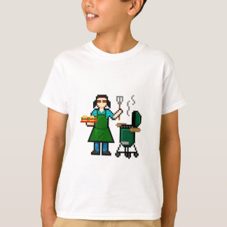 Woman BGE cook T-Shirt