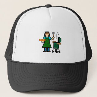 Woman BGE cook Trucker Hat