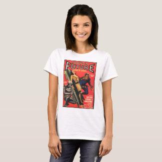 Woman Captured by Robot T-Shirt