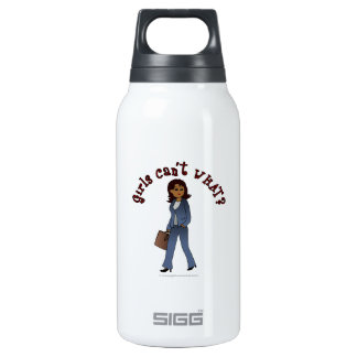 Woman CEO in Business Suit 0.3 Litre Insulated SIGG Thermos Water Bottle