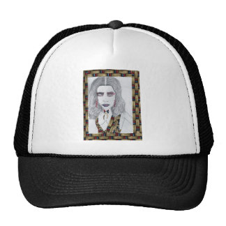 Woman Fashion Design Products Trucker Hat