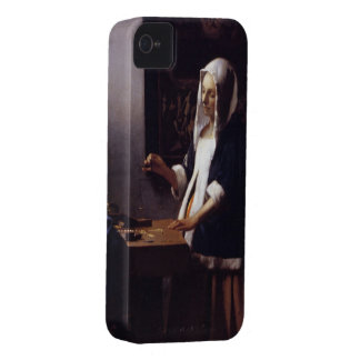 Woman Holding a Balance Case-Mate iPhone 4 Cases