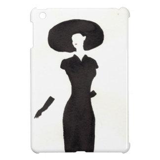 Woman In Black iPad Mini Case