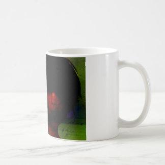 Woman in the Dark woods Coffee Mugs