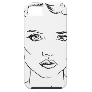 woman iPhone 5 covers