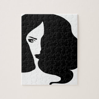 woman jigsaw puzzle
