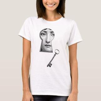 Woman keyhole T-Shirt
