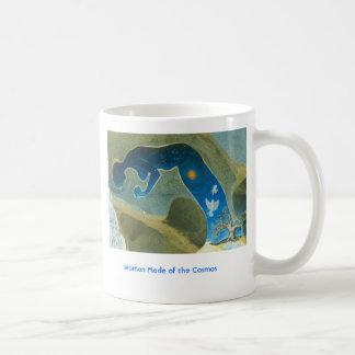 Woman Made of the Cosmos/Mug Coffee Mug