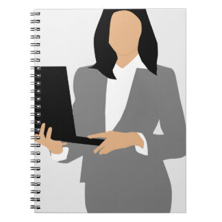 Woman Manager Notebooks