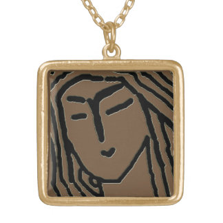 Woman of Bengal Gold Plated Necklace