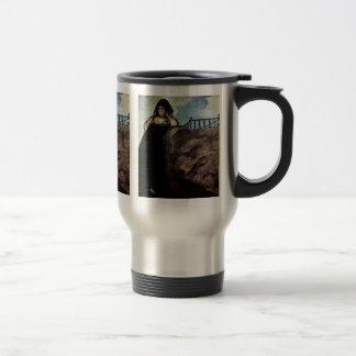 Woman Of The People In An Elegant Dress Coffee Mug
