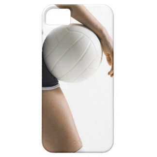 woman playing volleyball iPhone 5 covers