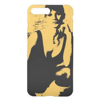 Woman portrait as art iPhone 8 Plus/7 Plus case
