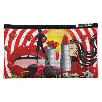 Woman Power Cosmetic Bag