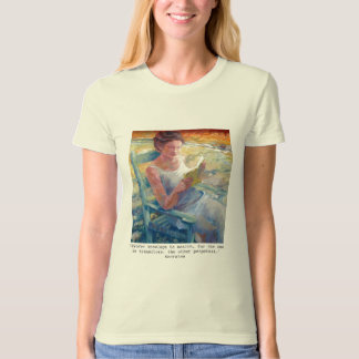 Woman Reading T-Shirt