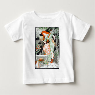 Woman Science by Eugène Grasset Tee Shirt