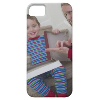 Woman signing the word 'Calculator' in American iPhone 5 Cases