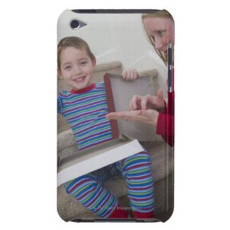 Woman signing the word 'Calculator' in American iPod Touch Covers