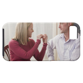 Woman signing word phrase 'Argument' in American iPhone 5 Case