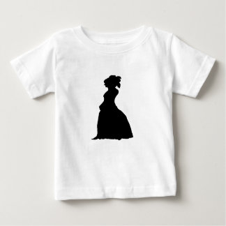 woman silhouette baby T-Shirt