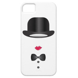 woman silhouette iPhone 5 case