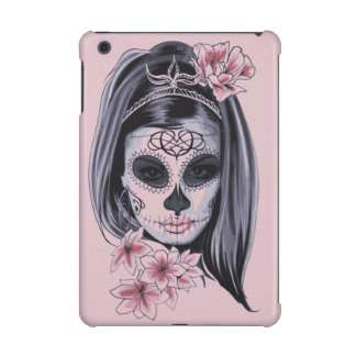 Woman skeleton mask