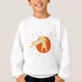 woman-superstar sweatshirt