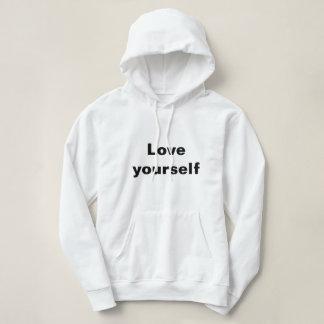 Woman T-shirt love yourself