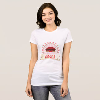 Woman T-shirt - Rooster Year