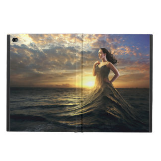 Woman Wears the Ocean as Dress Powis iPad Air 2 Case