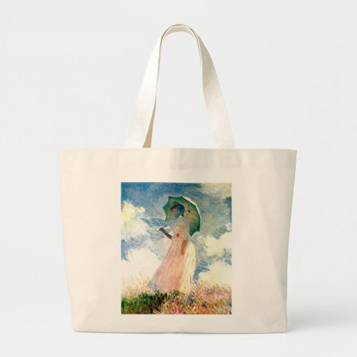Woman with a Parasol Bags