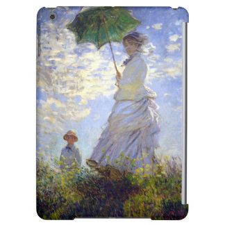 Woman with a Parasol by Claude Monet iPad Air Case