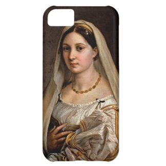 Woman with a veil La Donna Velata Raphael Santi iPhone 5C Case