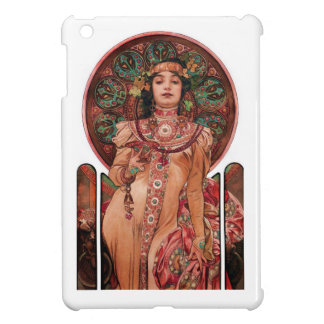 Woman with Champagne Glass iPad Mini Cover
