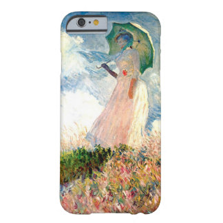 """Woman with Parasol Promenade Monet"" Barely There iPhone 6 Case"