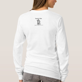 Woman with Stork T-Shirt